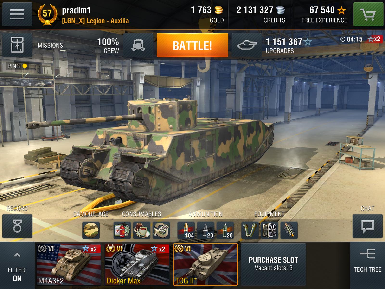 Best Tank & Camo Combination - Gameplay - World of Tanks