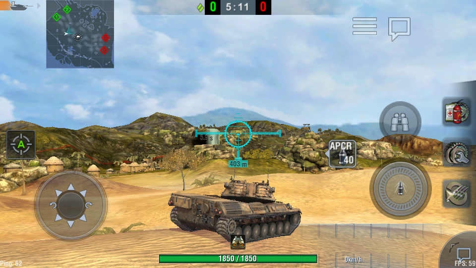 Sight mod - Off Topic - World of Tanks Blitz official forum