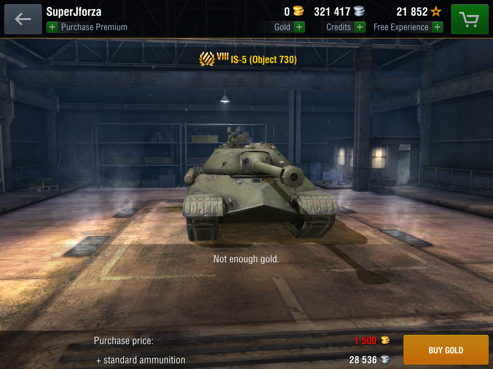 Is-5? - Gameplay - World of Tanks Blitz official forum