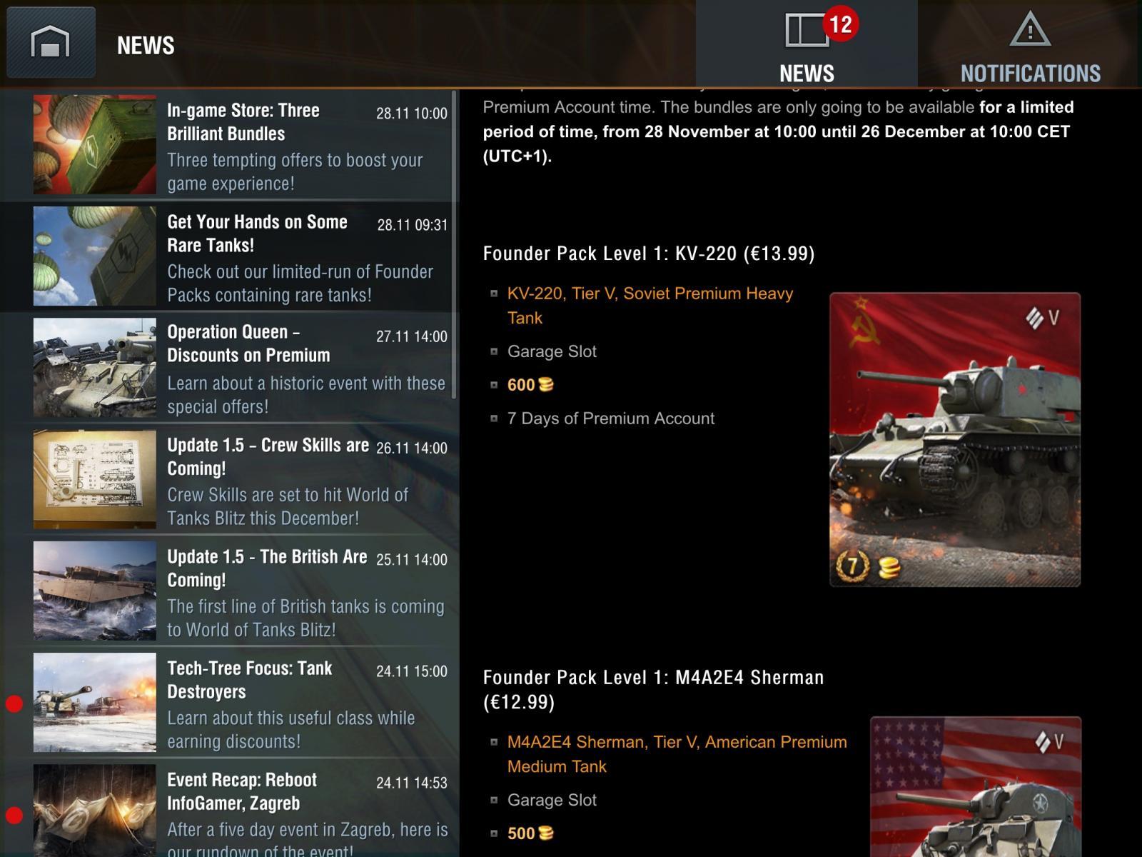 WHERE IS THE KV-220!? - Soviet Tanks - World of Tanks Blitz official