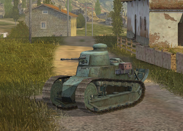 French tanks - Reveal - Announcements - World of Tanks Blitz